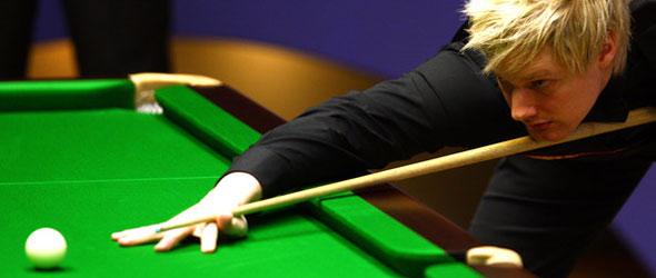 Neil Robertson - Snooker