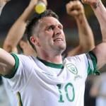 Keane cracks half century