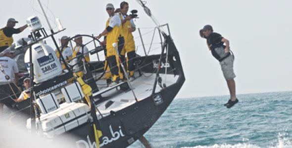 Yacht Azzam - Swann Dive