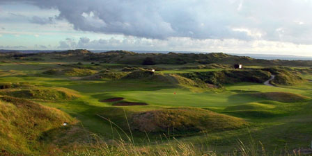 England Atlantic Links