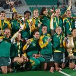 SA Women hockey team road to London