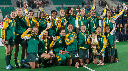 South Africa Women Hockey Team
