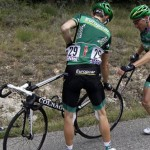 A tacks on Tour De France