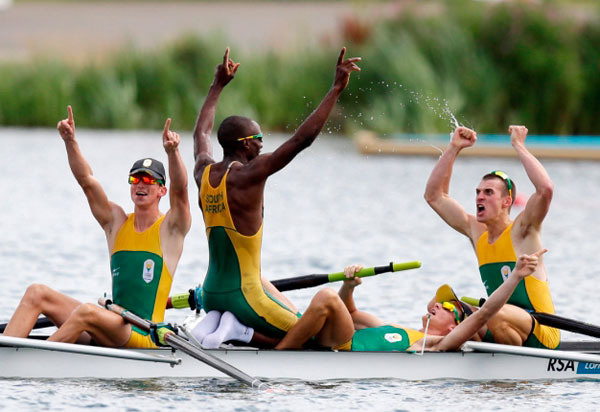 South Africa Rowing