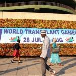 Transplant Games in Durban