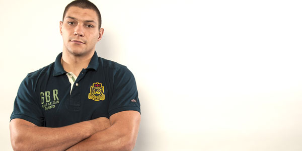Ryan Hall - Rugby