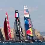 Oracle clinches the Americas Cup