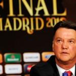 Louis van Gaal appointed Man U boss