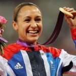 Jessica Ennis-Hill gives Birth