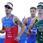Mario Mola wins Abu Dhabi 2015 Triathlon