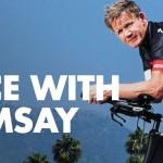 Gordon Ramsay completes Lake Stevens Half IM
