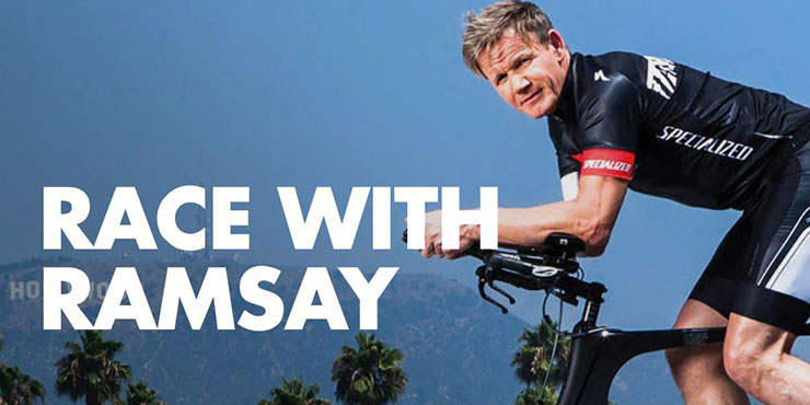 gordon ramsey - triathlon