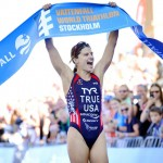 Sarah True defends ITU Stockholm title
