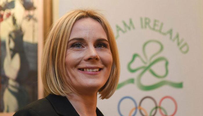 Sarah Keane - Olympic Council of Ireland