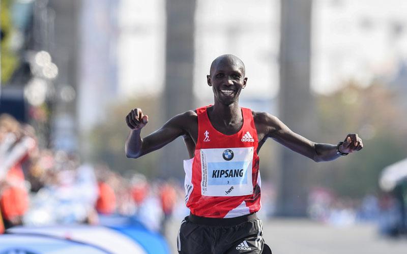wilson kipsang - berlin marathon