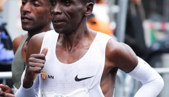 Eliud Kipchoge contemplates Berlin return