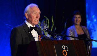 ITU Honorary President, Les McDonald, dies