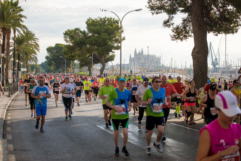 PMM - Palma Marathon Mallorca 2017