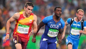 Justin Gatlin to run at Athletix Grand Prix