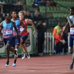 Jobodwana Shows Form at Athletix  Meeting
