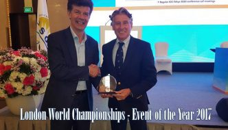 London World Championships 2017 Event of Year