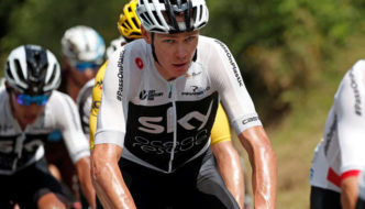The Demonising of Chris Froome