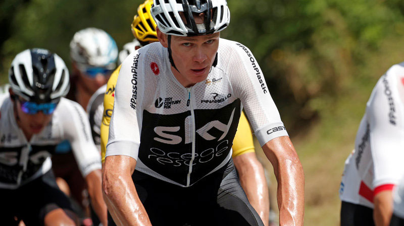 chris froome - doping