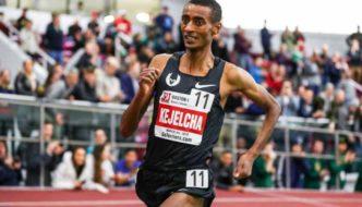 yomif kejelcha indoor mile record