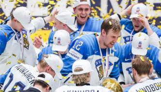 marko antilla - finland world ice hockey champions